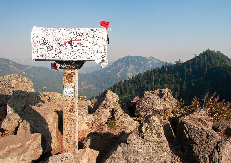 Mailbox Peak WA