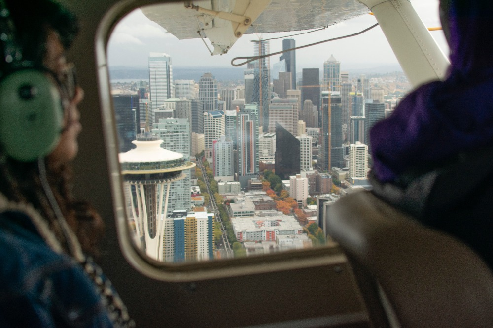 Seattle Seaplane Tour
