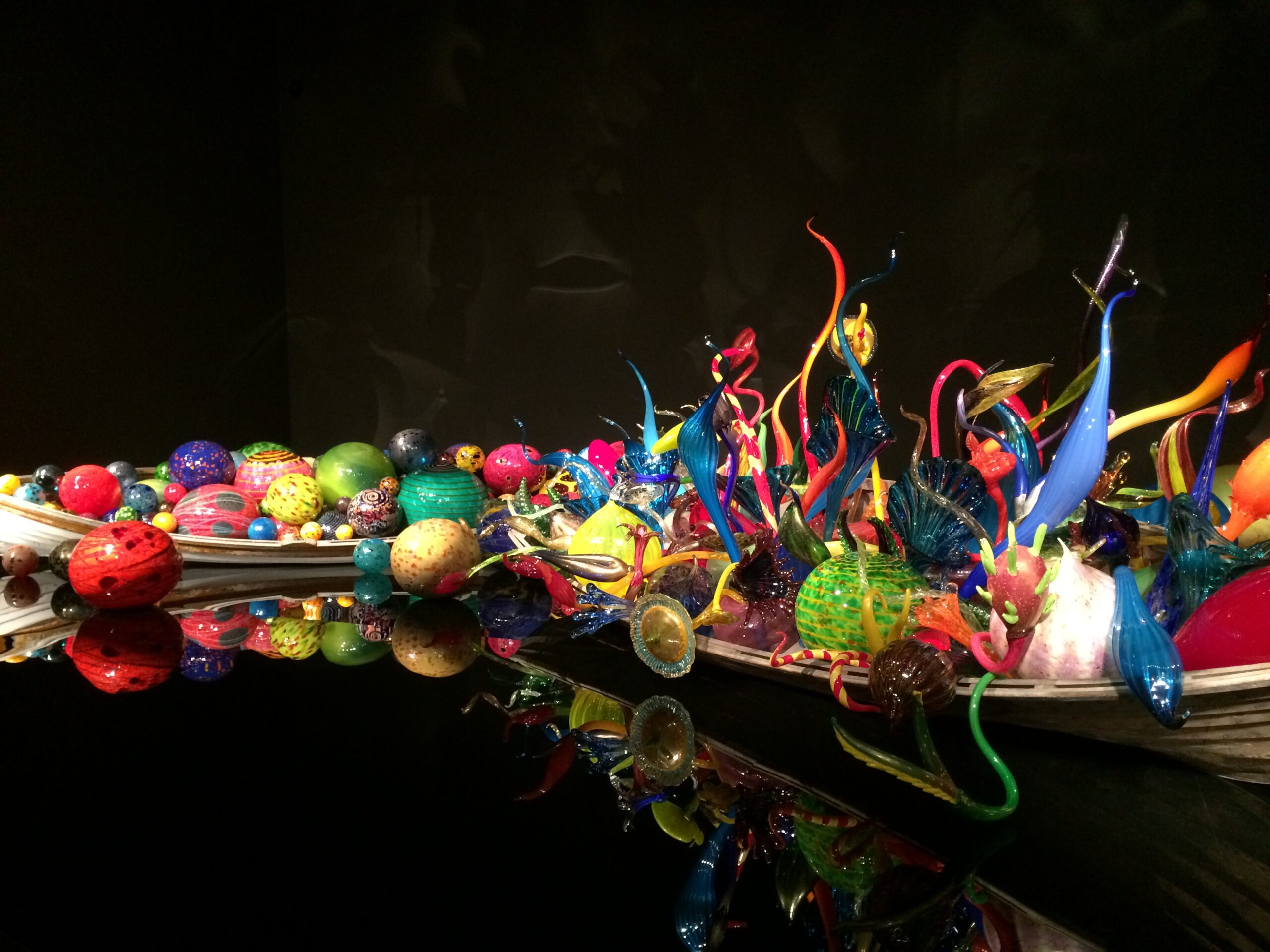 Chihuly's glass