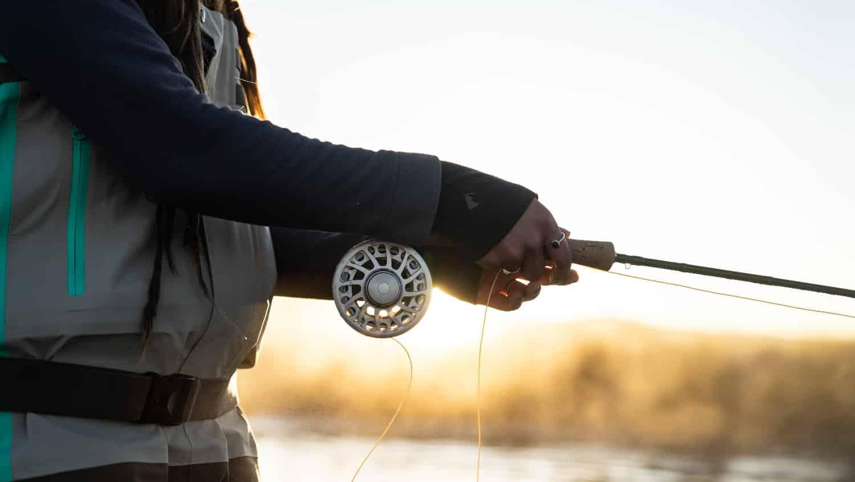 WIIN flyfishing