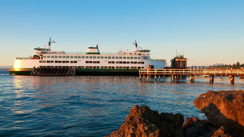 WIIN Ferry whidbey island