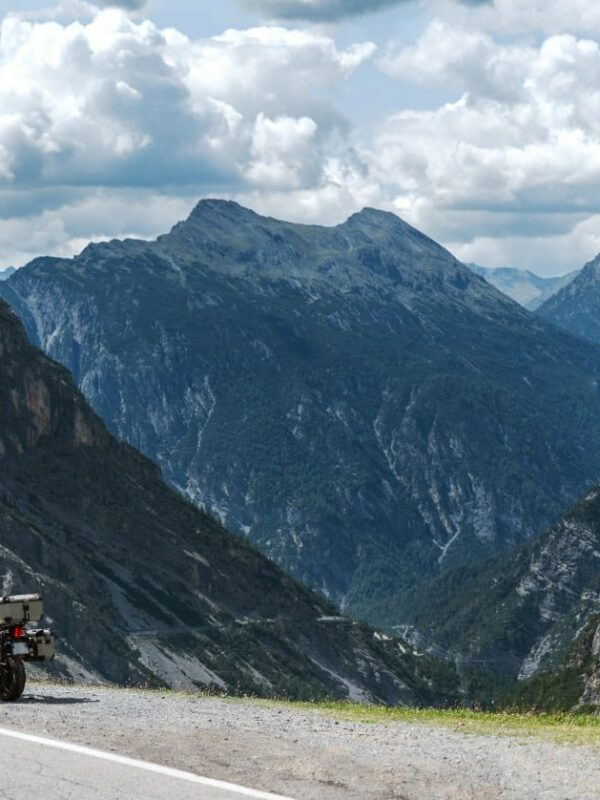 WIIN motorcycle mountains