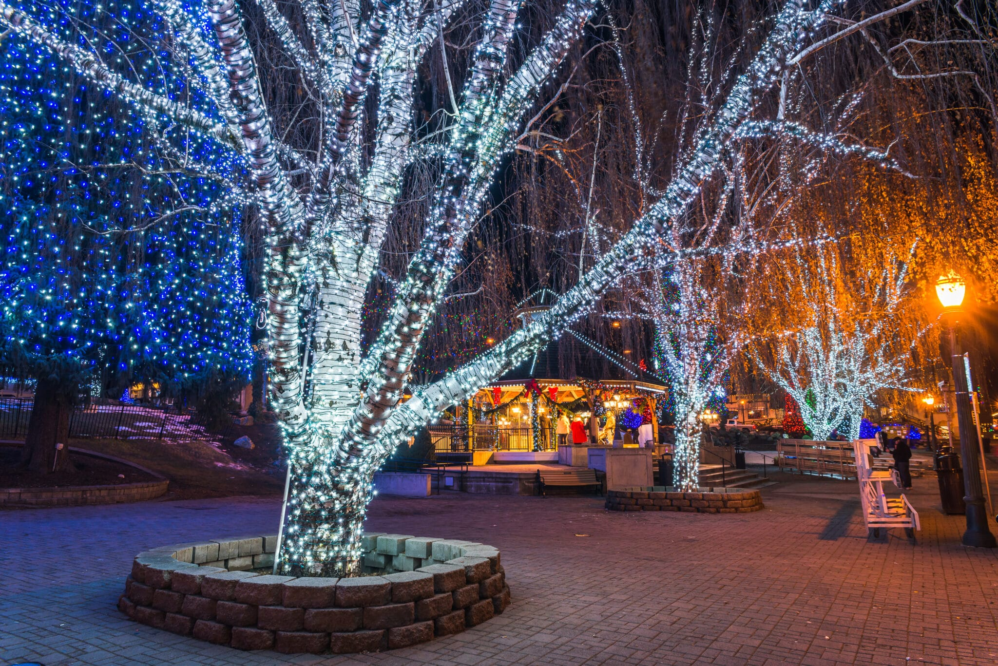Leavenworth Christmas Lights.Leavenworth Washington Travel Destinations Washington