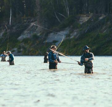 flyfishing WIIN